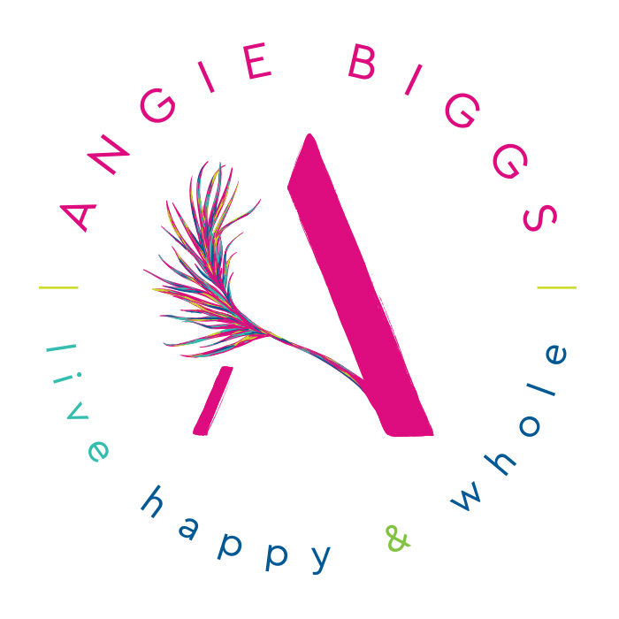 Angie Biggs brand design by Pop & Grey